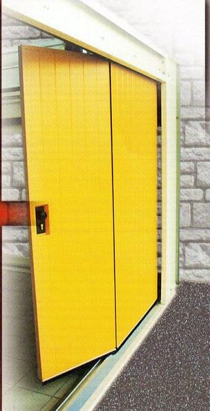 Menuiserie malaval portail de garage for Porte de garage mischler
